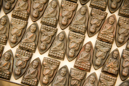 collate: amulets in buddhism.