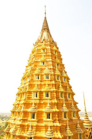 The huge pagoda. Stock Photo - 4385261