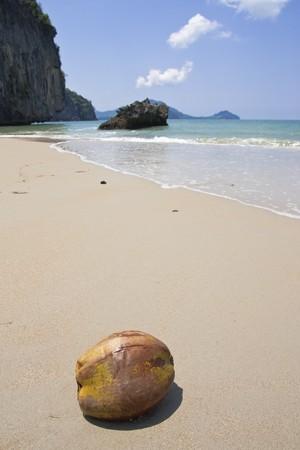 Hard Yao beach, Trang province, Thailand photo