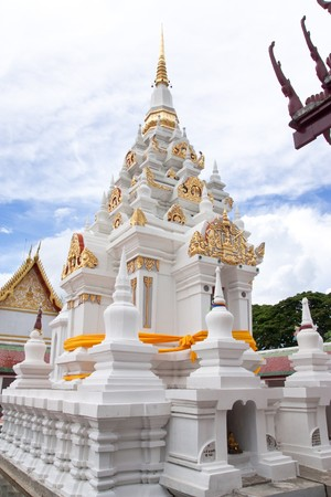 The famous  pagoda, south of Thailand. Stock Photo - 4534448