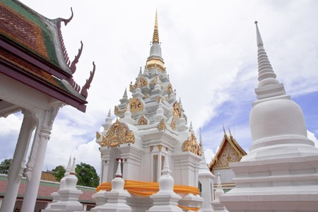 The famous pagoda, south of Thailand. Stock Photo - 4534449