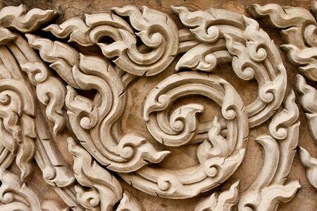 thai style: Traditional Thai style art