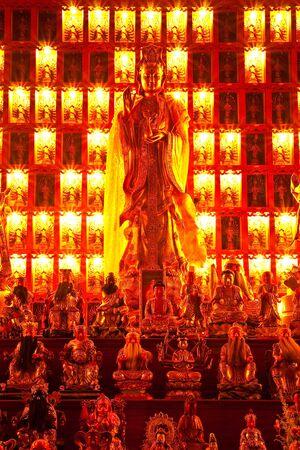 Most supreme Chinese god, Guanyin photo