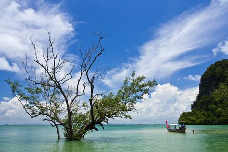 Rai Lay beach, south of Thailand Stock Photo - 5610027