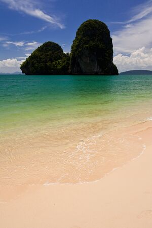 Rai Lay beach, south of Thailand Stock Photo - 5610049