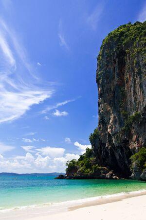 Rai Lay beach, south of Thailand Stock Photo - 5610035