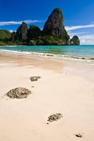Rai Lay beach, south of Thailand Stock Photo - 5610040