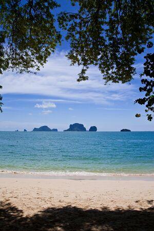View of Rai Lay beach, south of Thailand Stock Photo - 5834921