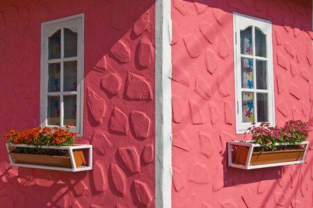 Window and flower box Stock Photo - 5977435