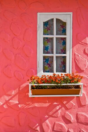 Window and flower box Stock Photo - 5977459
