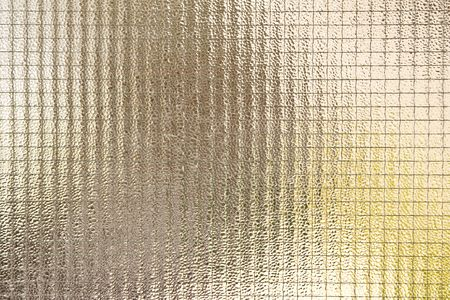 frosted glass: texture of glass