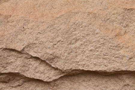 Texture of sandstone photo