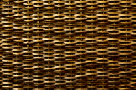 asian house plants: native Thai style bamboo weaving house wall