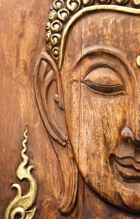 buddha face: Buddha