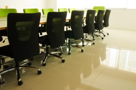 Inside of modern office building Stock Photo - 8461070