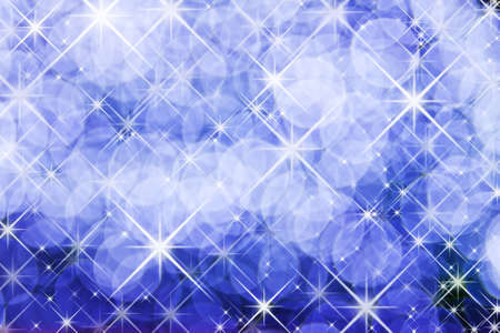 Circles and stars background Stock Photo - 8437238
