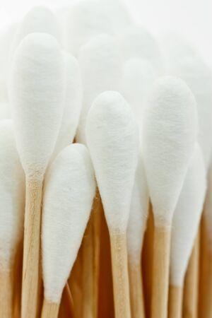 Cotton sticks photo
