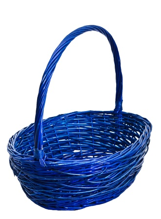 Basketry from natural plant photo