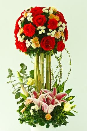 Flower bouquet Stock Photo - 9249714