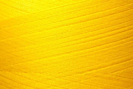 Pattern of thread in spool photo