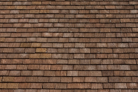 shingles: Baldosas de madera de estilo tailand�s