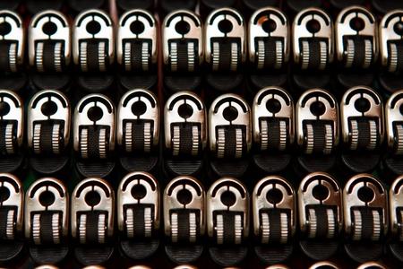 lighter gas: Encendedores de gas Foto de archivo