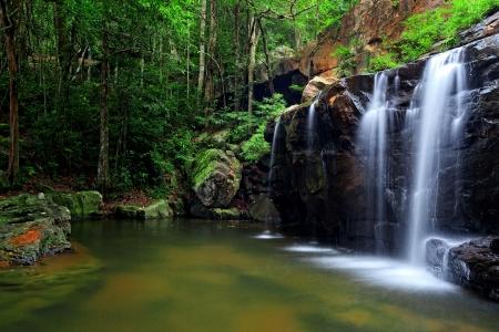 pang: Pang Sida National Park, east of Thailand Stock Photo