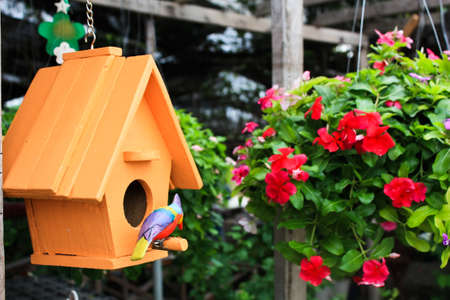 Bird house Stock Photo - 7152458