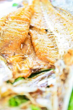 Fried fish Stock Photo - 7463797