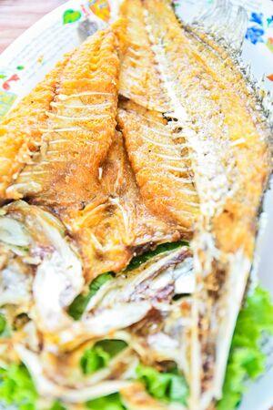 Fried fish Stock Photo - 7463804