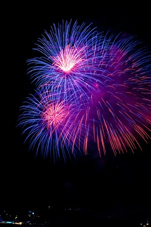 Fireworks Stock Photo - 7603645