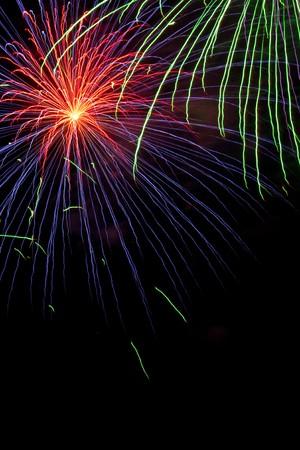 Fireworks Stock Photo - 7603643