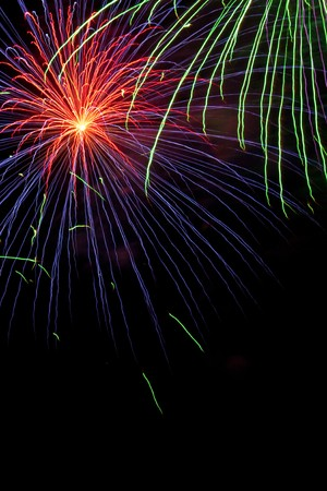 Fireworks Stock Photo - 7603643