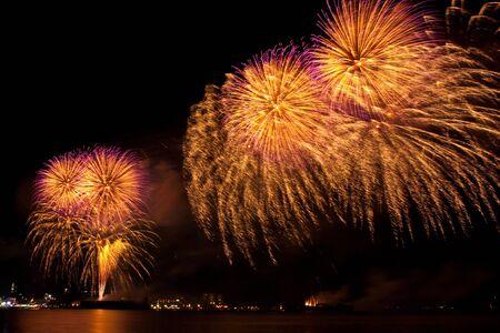 Fireworks Stock Photo - 7603652