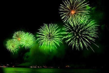 Fireworks Stock Photo - 7858520