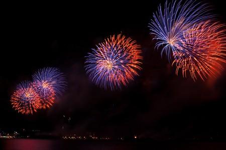 Fireworks Stock Photo - 7858516