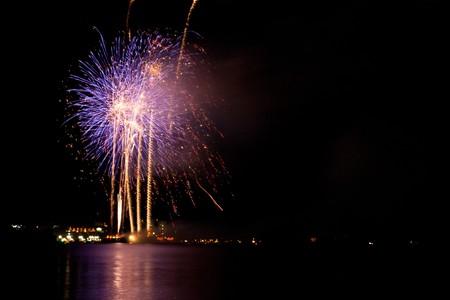 Fireworks Stock Photo - 7858517