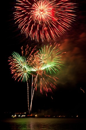 Fireworks Stock Photo - 7858515