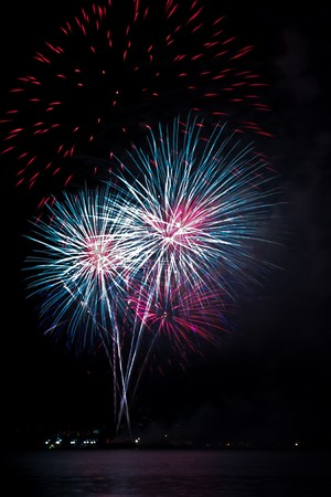 Fireworks Stock Photo - 7858518