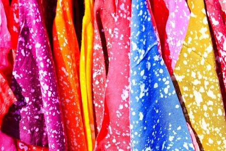 Colorful clothes Stock Photo - 8841445