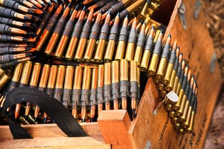 Ammunition Banque d'images