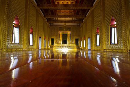 sala recepcyjna: Sala recepcyjna w Grand Palace Thai Majestic