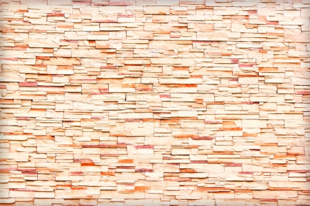 brick wall with sandstone full-frame wallpaper photo