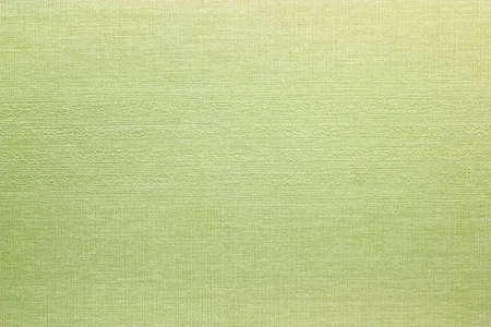 Grunge green striped paper texture with copy space photo