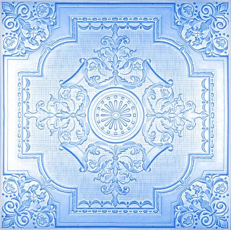 천장 석고 패턴