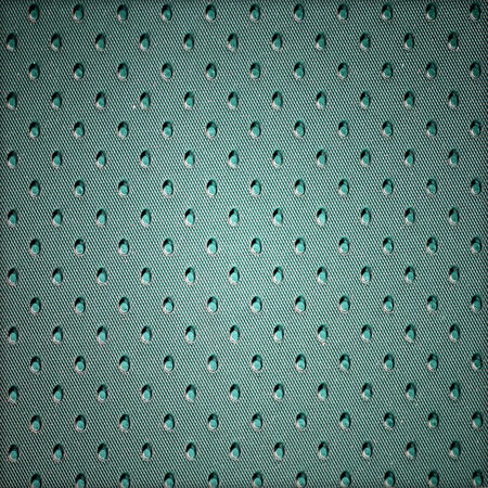 composit: Abstract pattern black leather dot for background Stock Photo