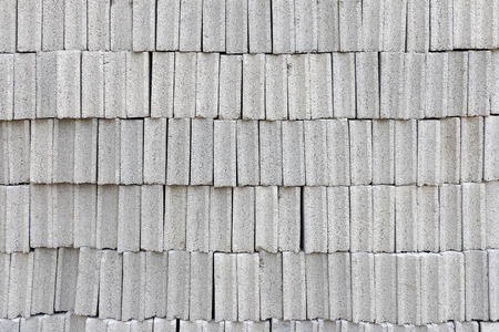bloque de hormigon: hormig�n bloquear los ladrillos utilizados en la construcci�n
