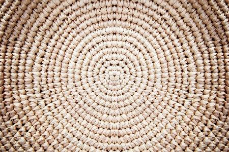 haulm: Pattern of weaving, made from Water Hyacinth haulm