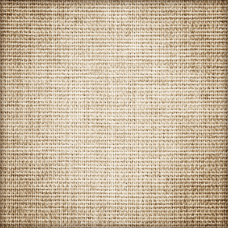 Natural linen fabric texture for the background. photo