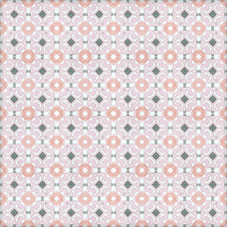 handcraft: Beautiful ceramic tiles patterns handcraft from thailand In the park public.